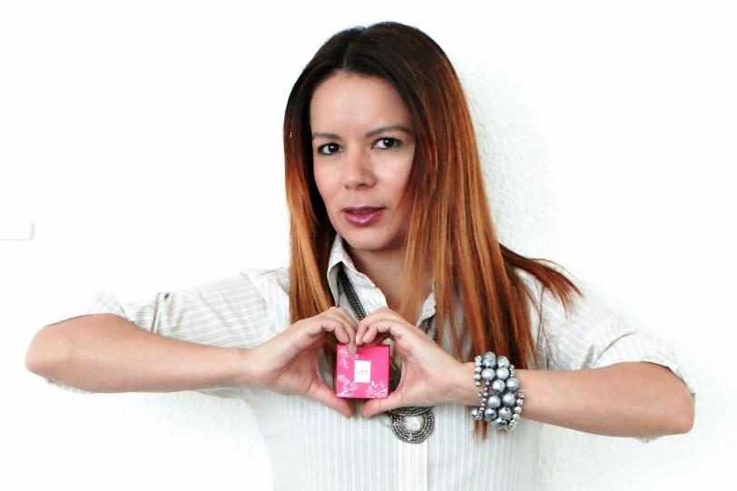 el diario de candy in love lancome