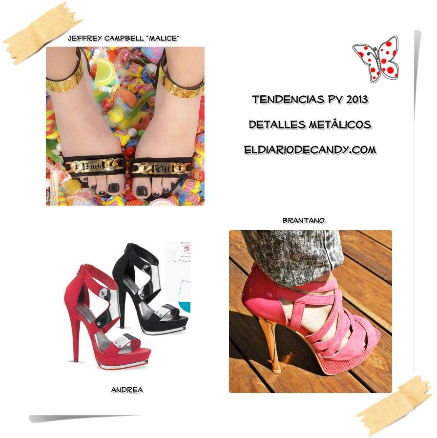 el diario de candy Tendencias pv zapatos