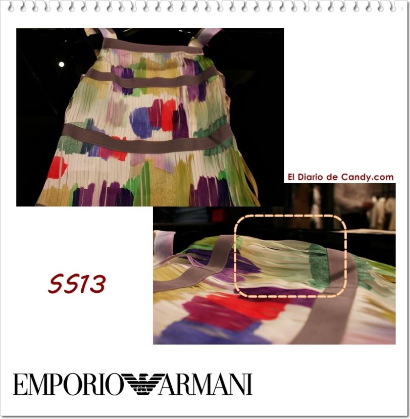 el diario de candy emporio armani
