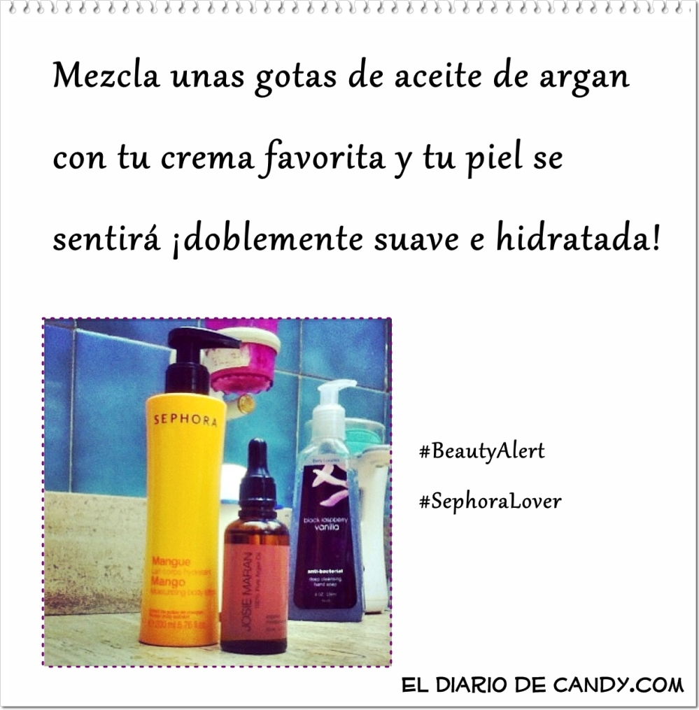 el diario de candy beauty alert