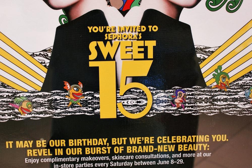 el diario de candy forever 21